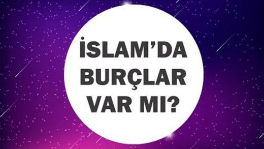 İslam 'da Burçlar Var mı?
