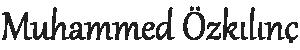 Muhammed Özkılınç – Eğitimci ve Yazar – muhammedozkilinc.com