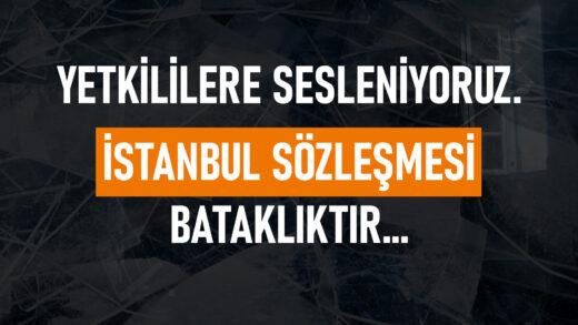 Çıbanın Başı İstanbul Sözleşmesi