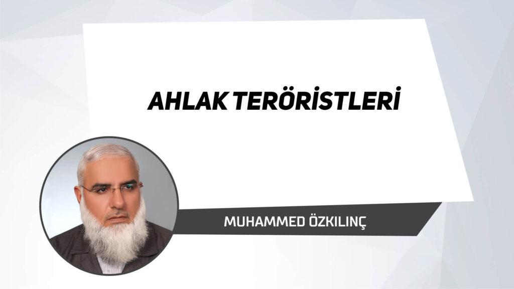 Ahlak Teröristleri