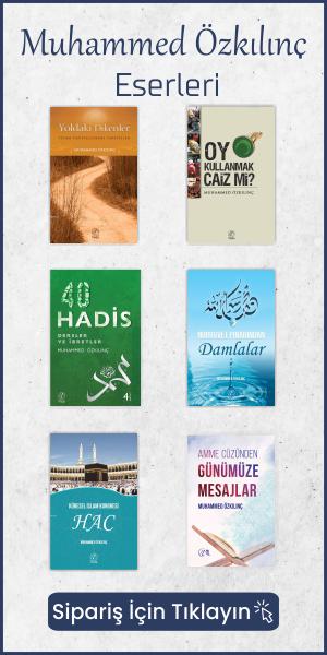 Muhammed Özkılınç Eserleri