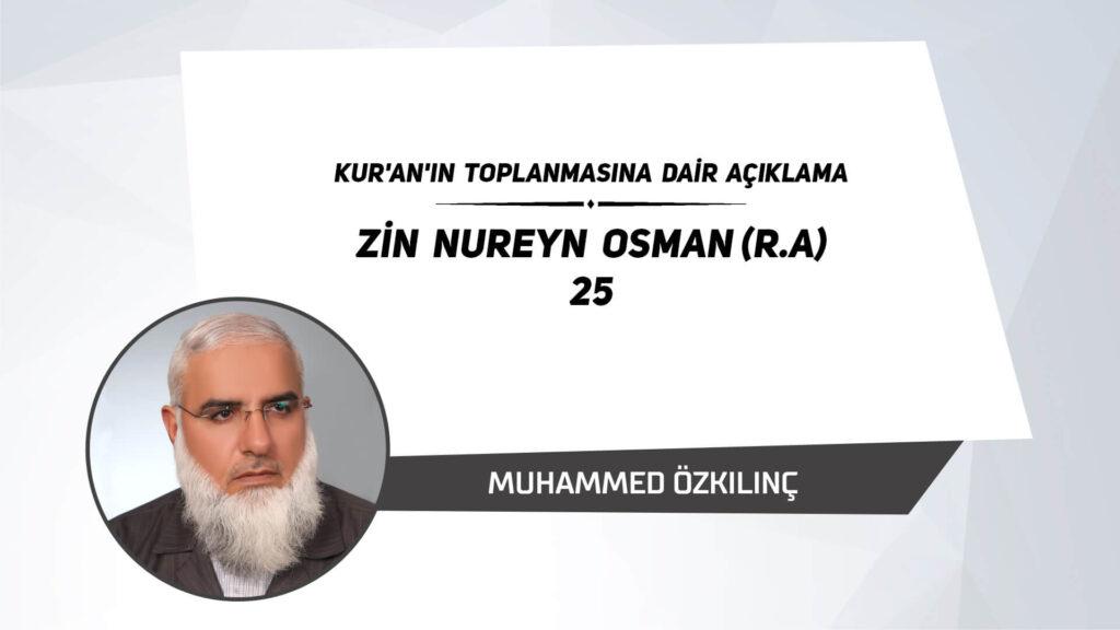 Zin Nureyn Osman 25