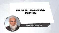 Kur'an Belletmenlerinin Dikkatine