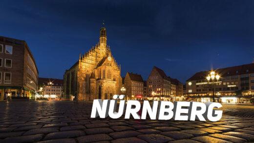 Nürnberg'den Gezintiler