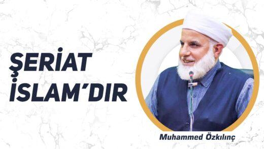 Şeriat İslam'dır